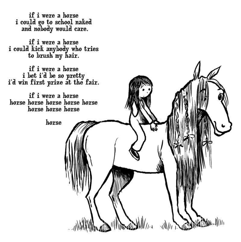 Horsepoem